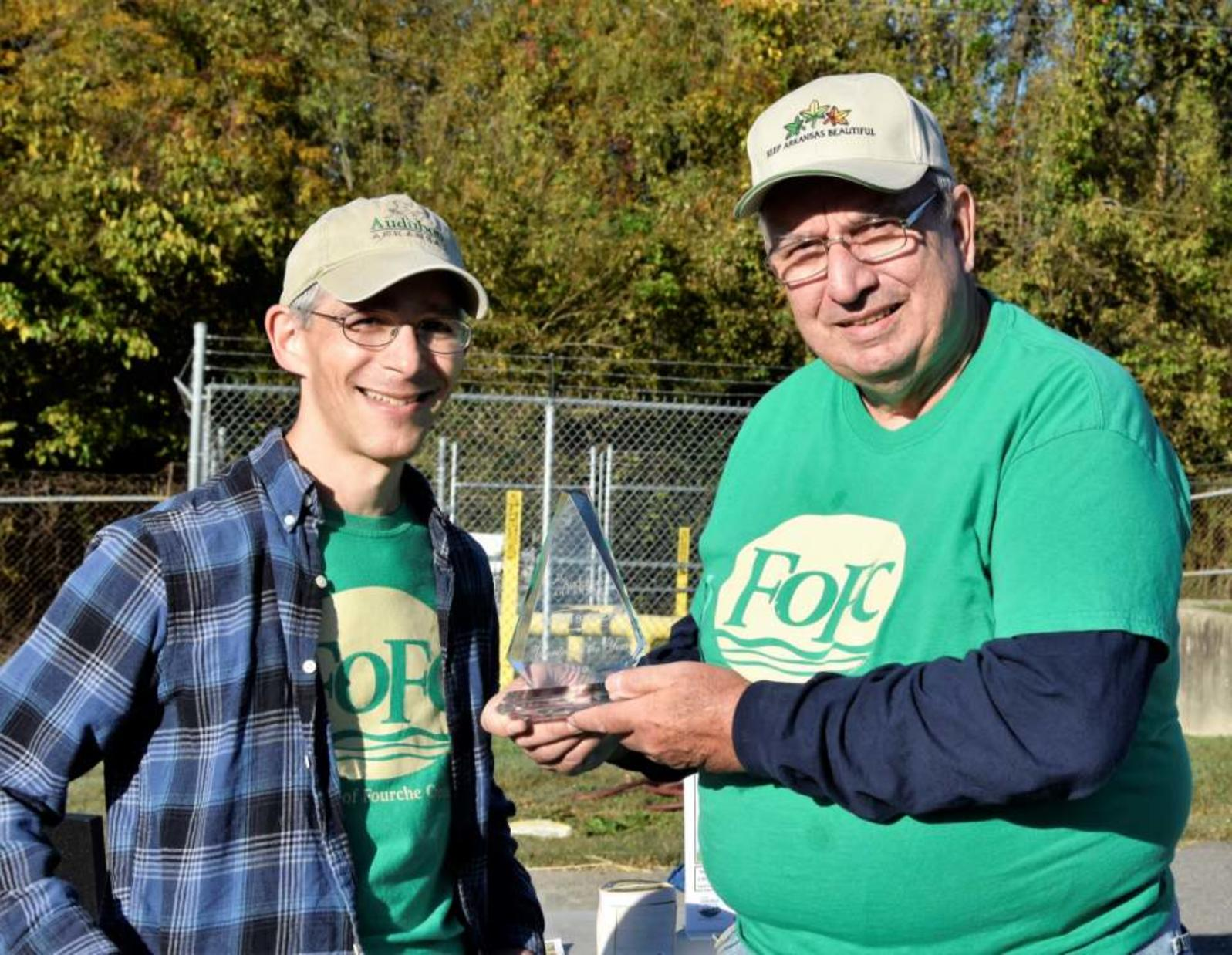 Norm Berner Volunteer of the Year Award