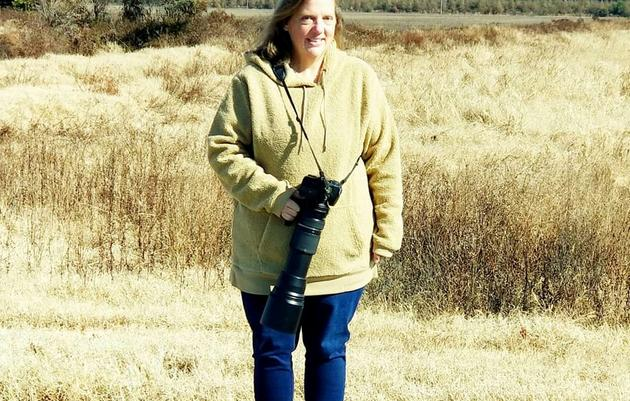 Better Know a Birder - Candace Casey