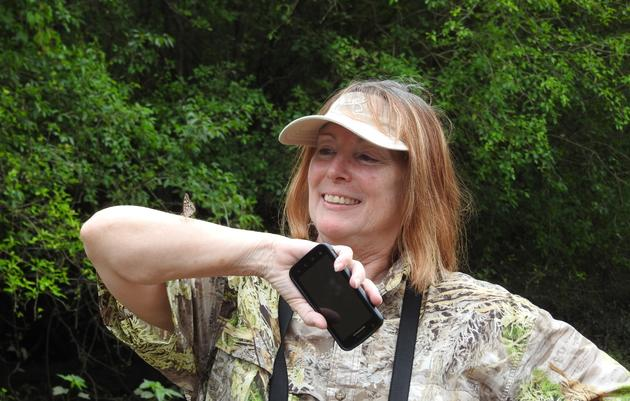 Better Know a Birder - Karen Holliday