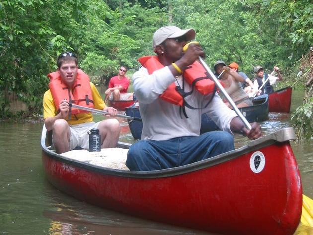 Audubon and Partners Rally to Support Travel and Tourism on Fourche Creek