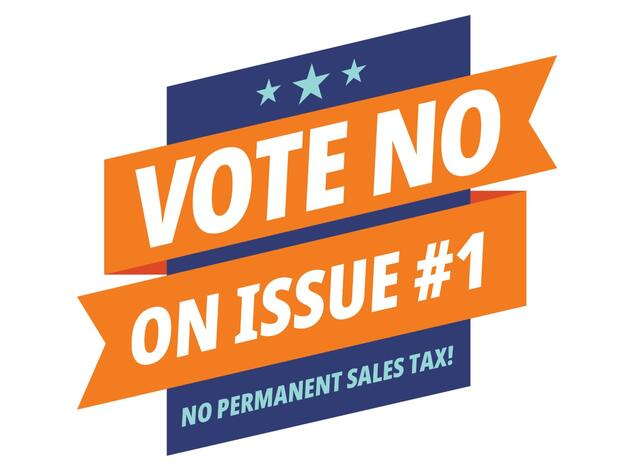Vote NO on Issue 1