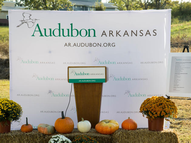 2017 Little Rock Audubon Center Fall Open House