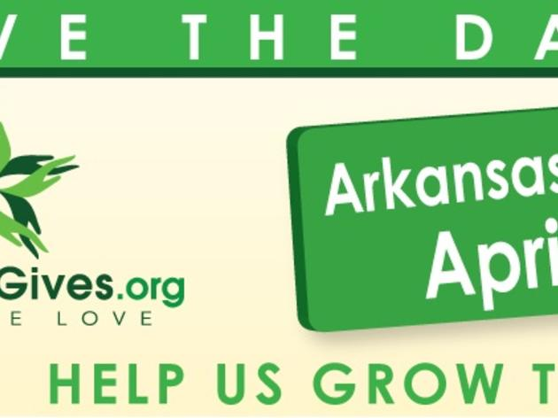 Arkansas Gives - April 7th