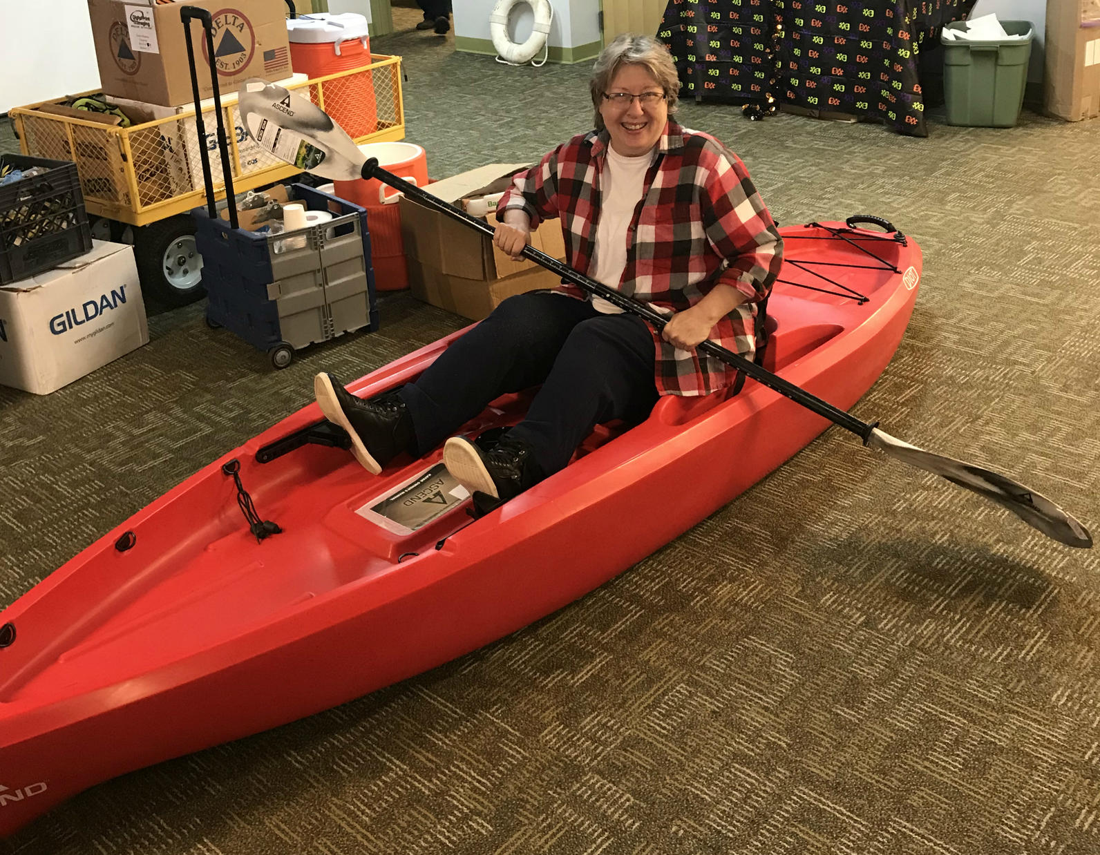 FoFC Kayak Winner 2018