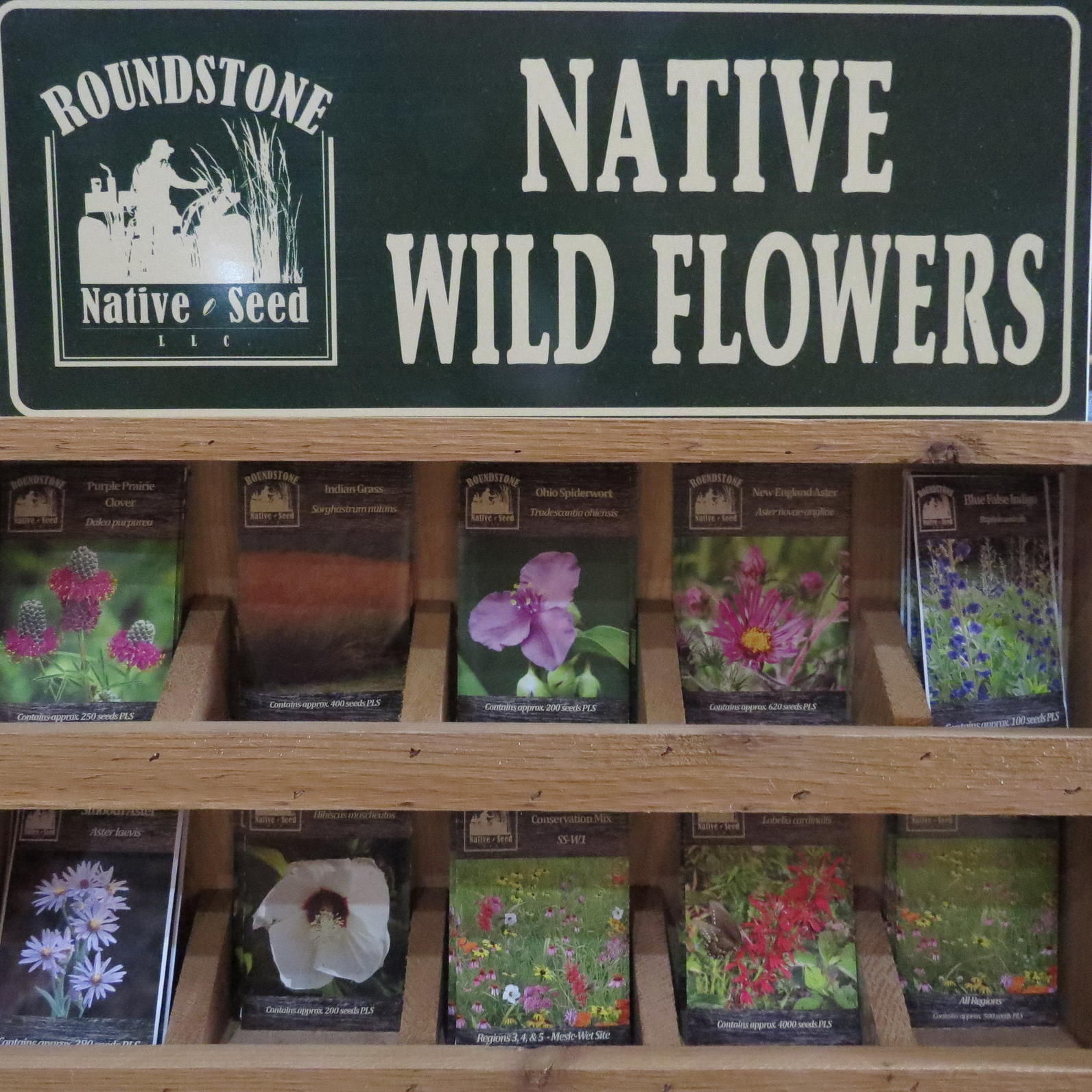 Roundstone Seed Packets