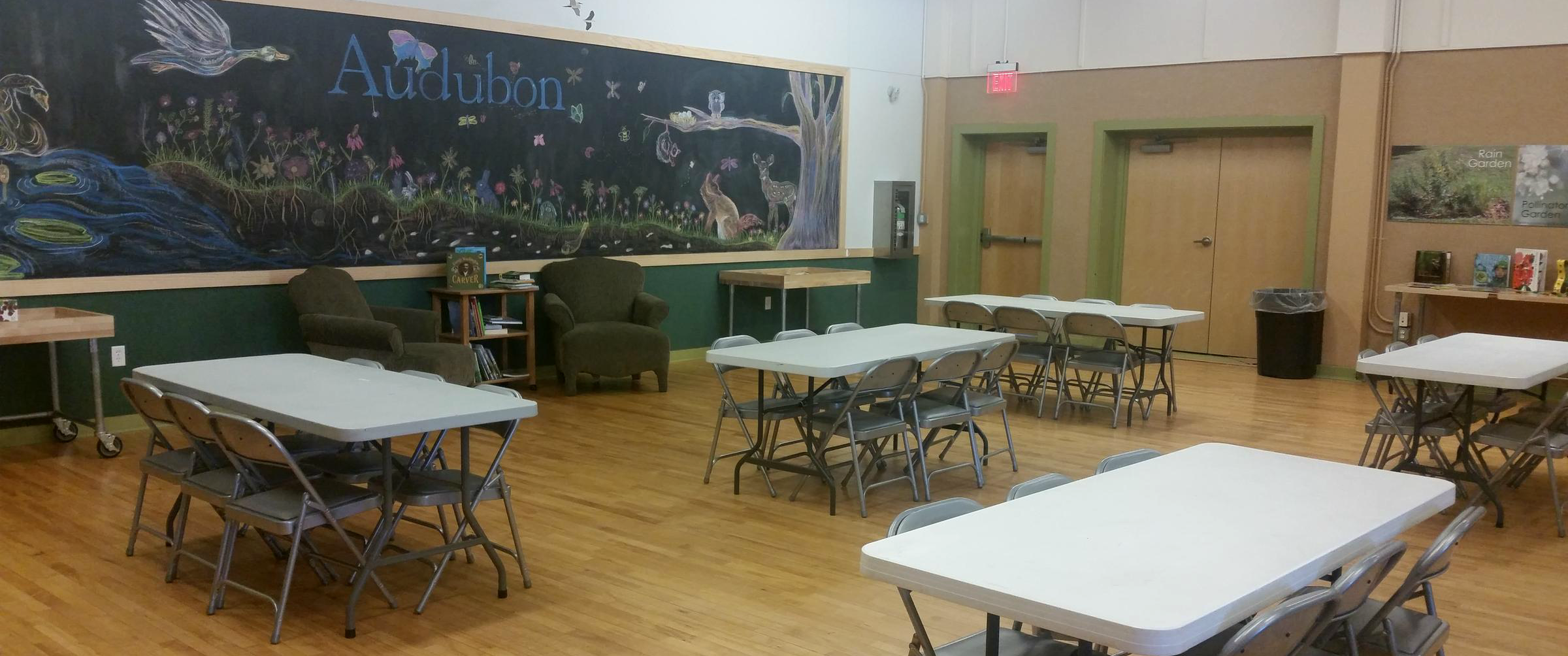 Audubon Center Community Room
