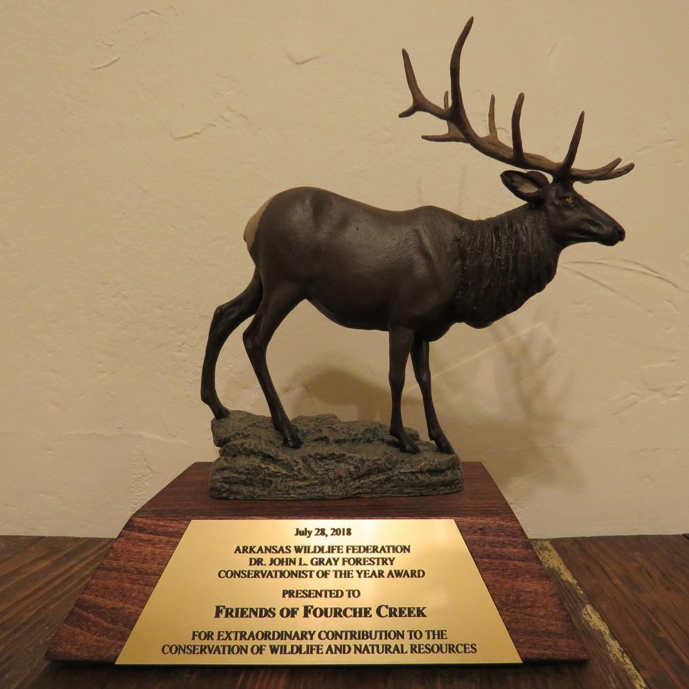 Forestry Conservationist of the Year Award